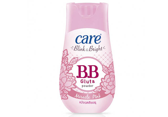 Care Blink & Bright BB Gluta Powder (Miracle Pink)